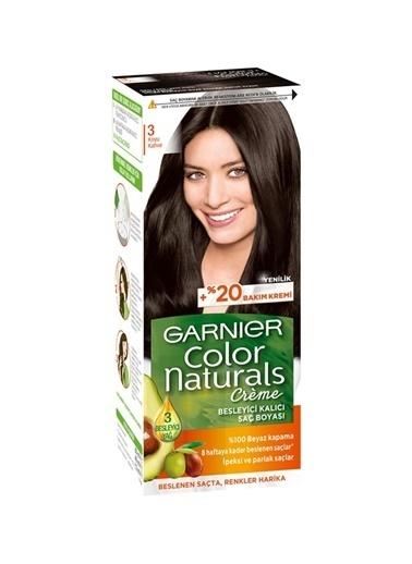 Garnier Garnier Color Naturals 3 Koyu Kahve Saç Boyası Renksiz